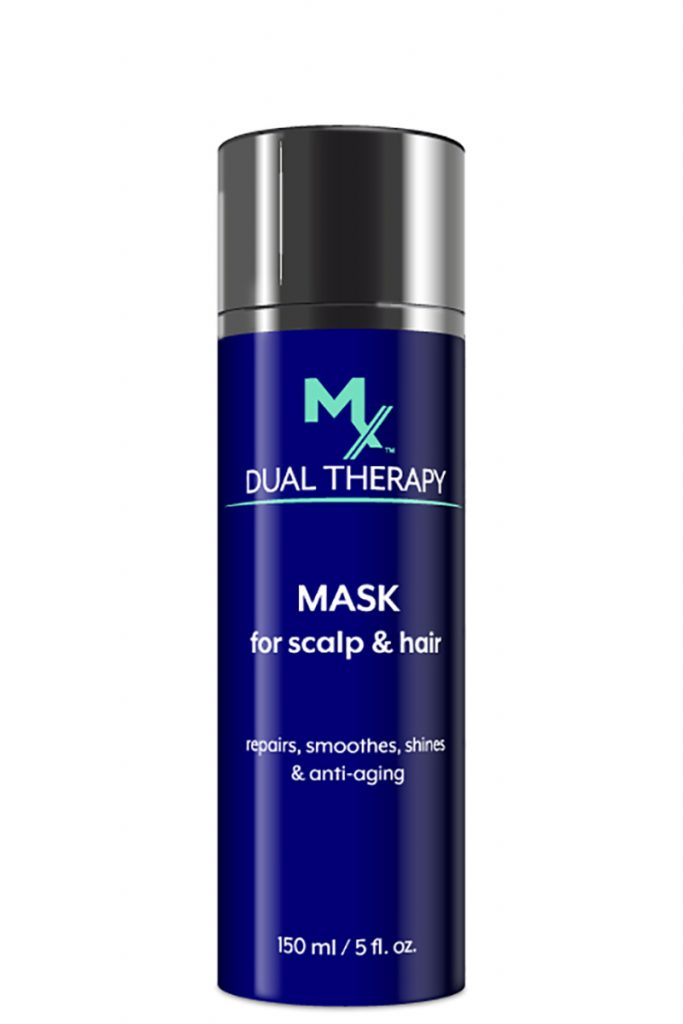Mediceuticals MX Dual Therapy 150ml a unique mask for every type of hair and scalp